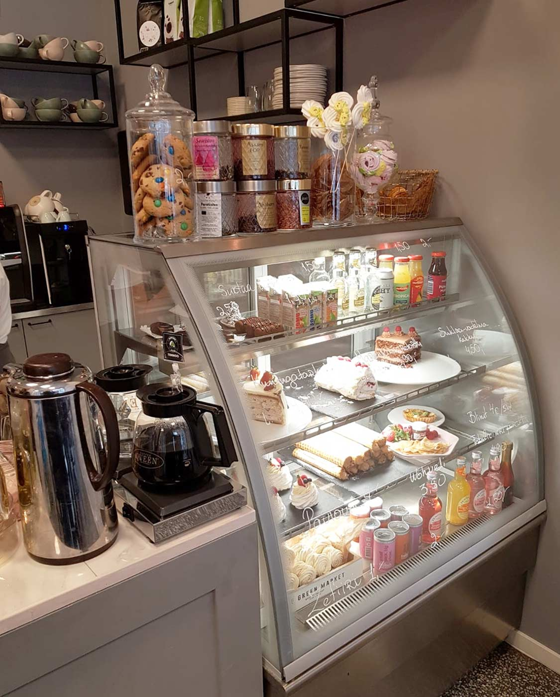 Cafe Rose Joensuu