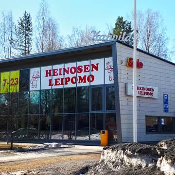 Heinosen Leipomo Kanervala