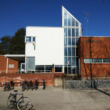 Rantakylän Uimahalli