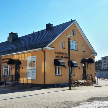 Ravintola Aittaranta Joensuu